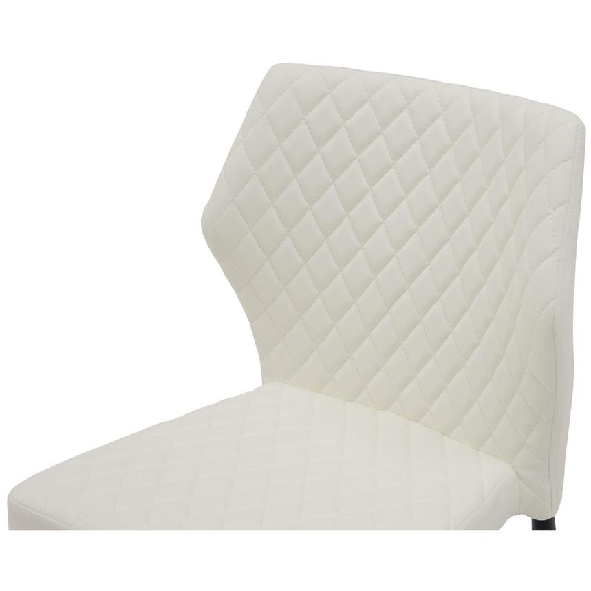 Zari White Side Chair  alternate image, 5 of 6 images.