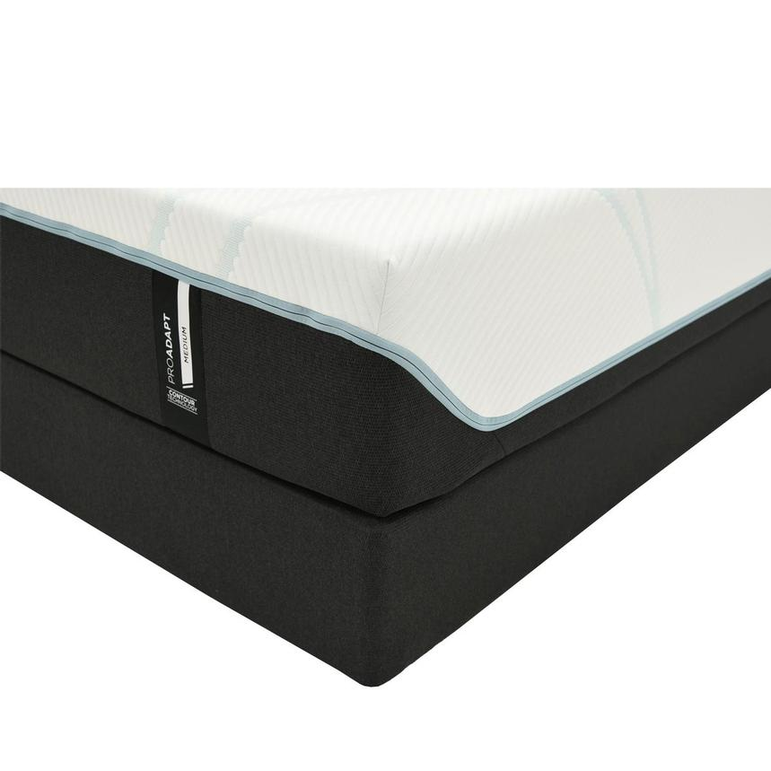 ProAdapt Medium Twin Memory Foam Mattress w/Regular Foundation by Tempur-Pedic  main image, 1 of 5 images.