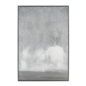 Twilight Glitz Canvas Wall Art