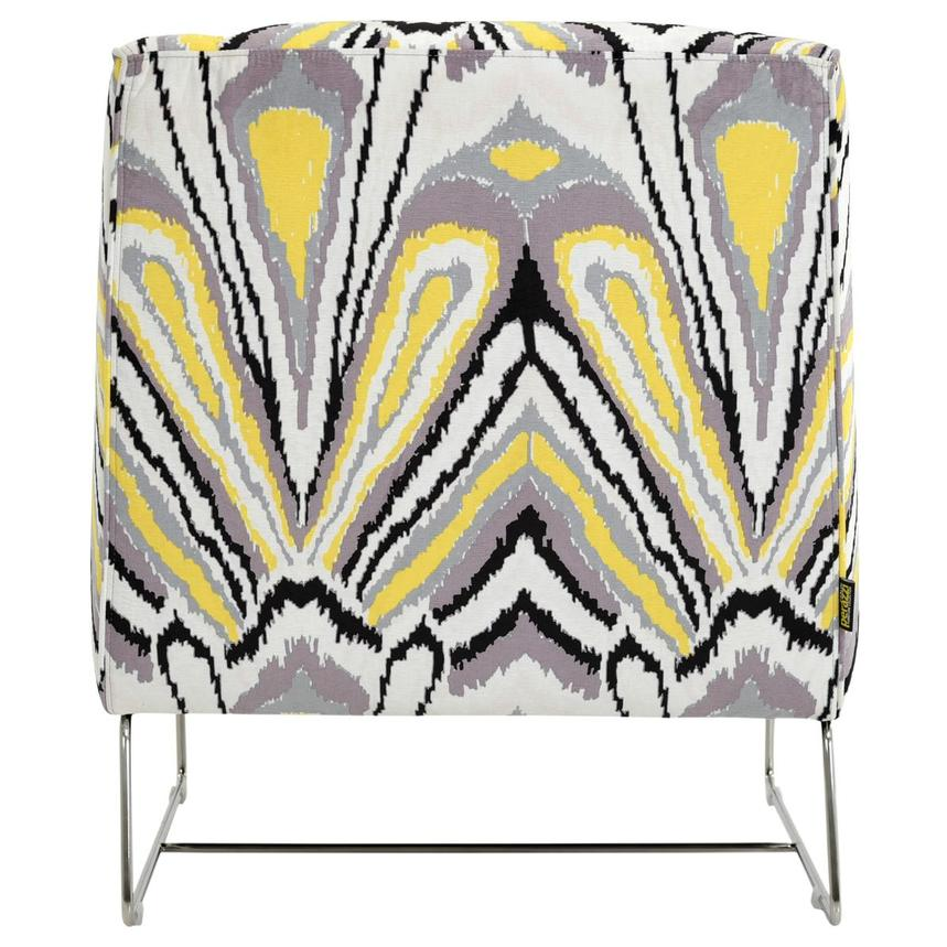 Tutti Frutti Yellow Accent Chair  alternate image, 4 of 7 images.