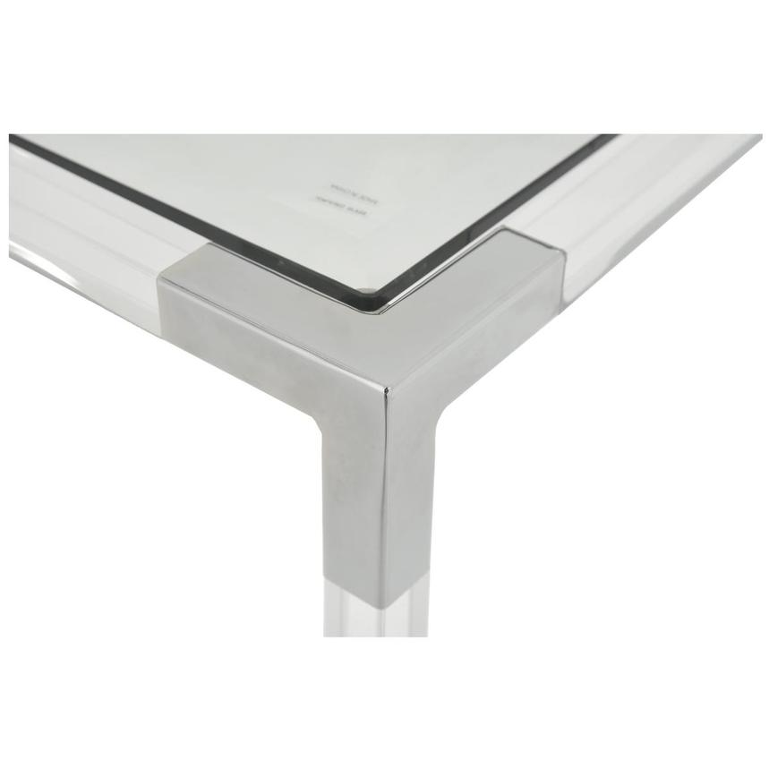 Melani Silver Coffee Table  alternate image, 4 of 4 images.