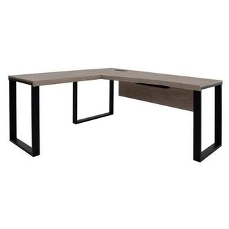 Savi Natural Left L-Shaped Desk