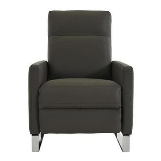 Aireloom Gray Power Motion Recliner