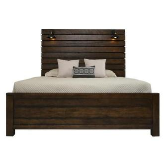 Dakota Queen Panel Bed