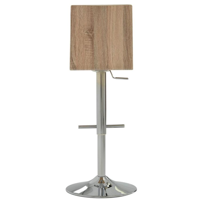 Solimar White Adjustable Stool  alternate image, 5 of 9 images.