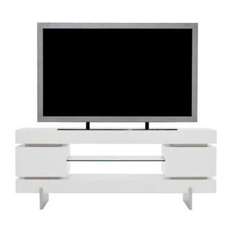 Darius White Medium TV Stand