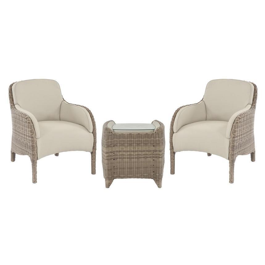 Marine 3-Piece Patio Set | El Dorado Furniture