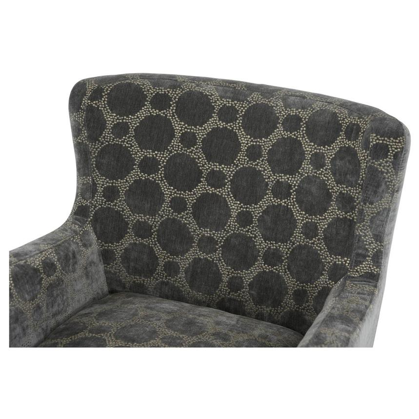 Everly Swivel Accent Chair  alternate image, 5 of 6 images.