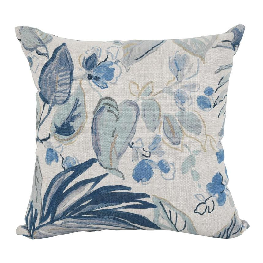 Scarlett Blue Accent Pillow  main image, 1 of 4 images.
