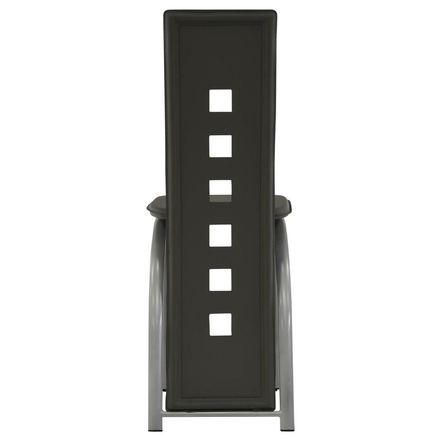 Dominoes Gray Counter Stool  alternate image, 4 of 7 images.