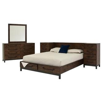 Brownsville 5-Piece King Bedroom Set