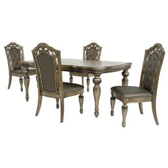 Granada 5-Piece Formal Dining Set