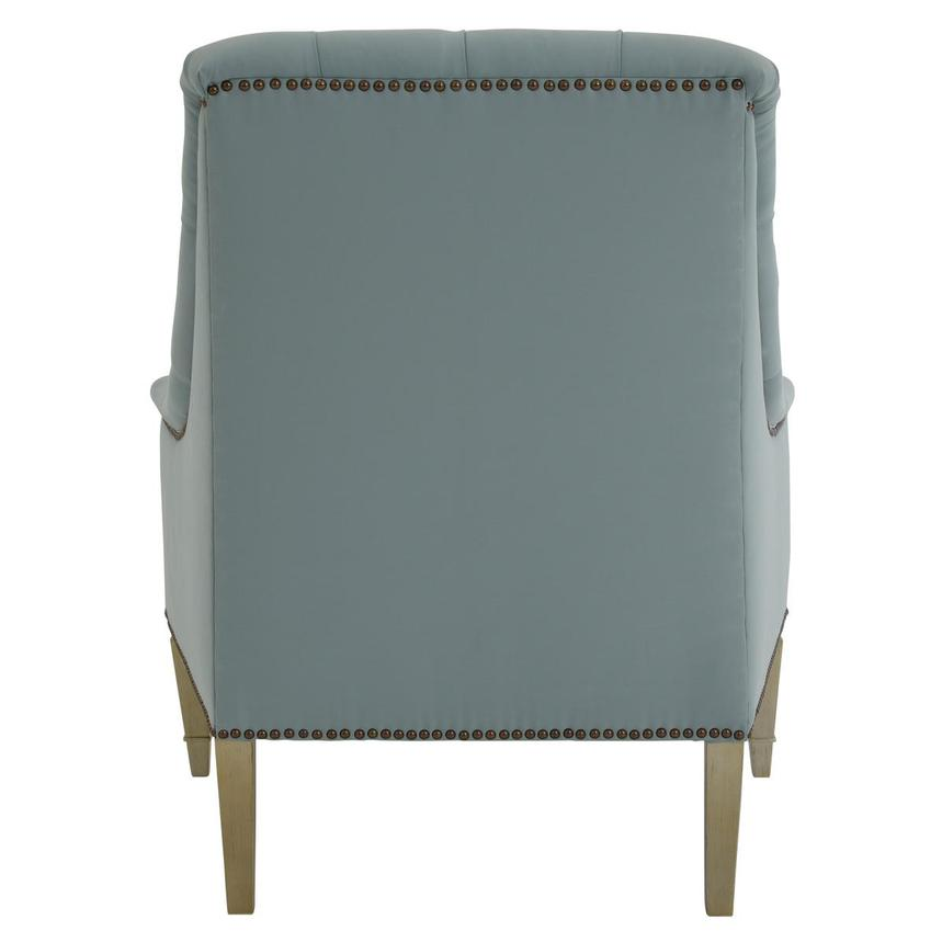 Kimberly Light Blue Accent Chair  alternate image, 4 of 6 images.