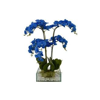 Bethany Blue Flower Arrangement