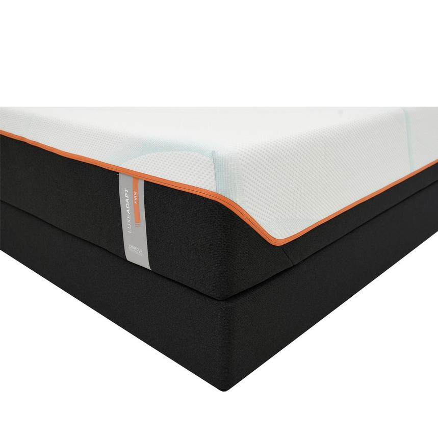 Luxe-Adapt Firm King Mattress w/Regular Foundation by Tempur-Pedic  main image, 1 of 6 images.