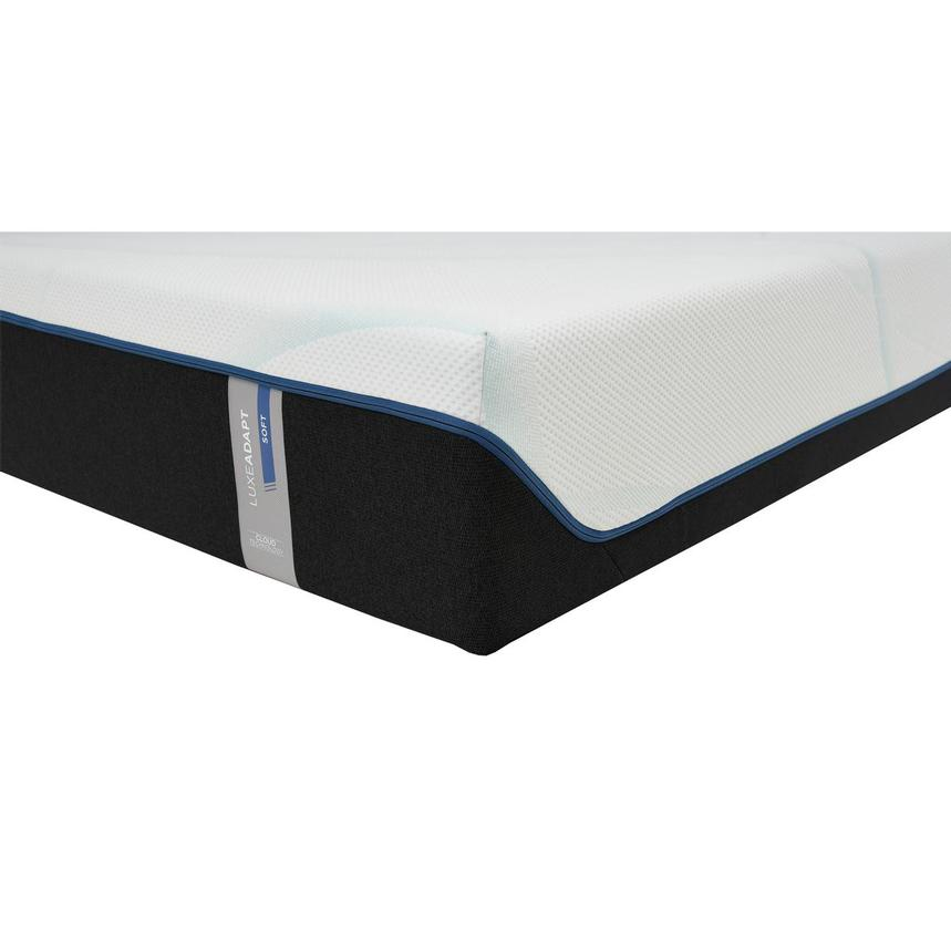 Luxe-Adapt Soft Queen Mattress by Tempur-Pedic  main image, 1 of 6 images.