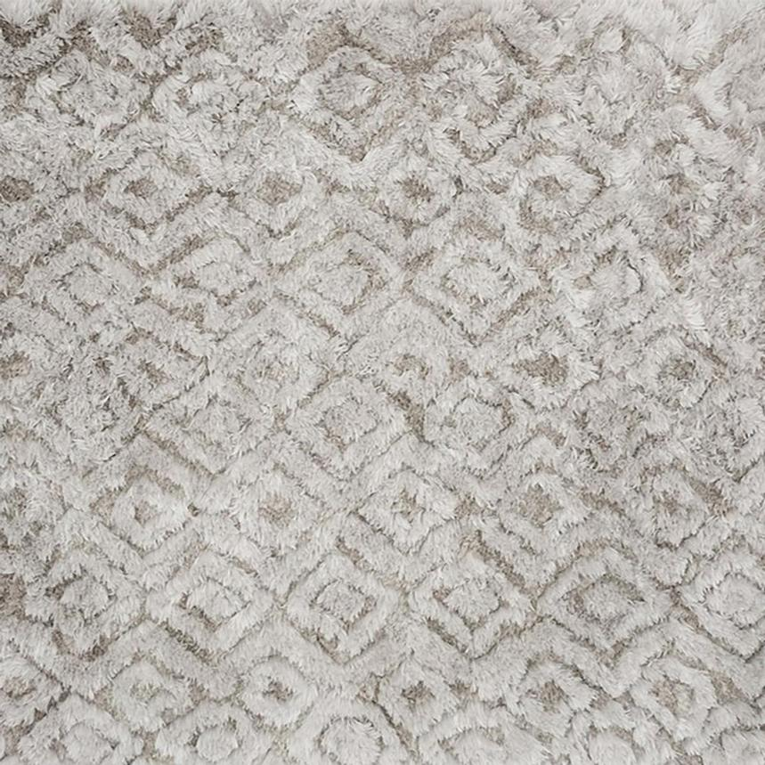 Gray Gem 5' x 8' Area Rug  alternate image, 2 of 3 images.