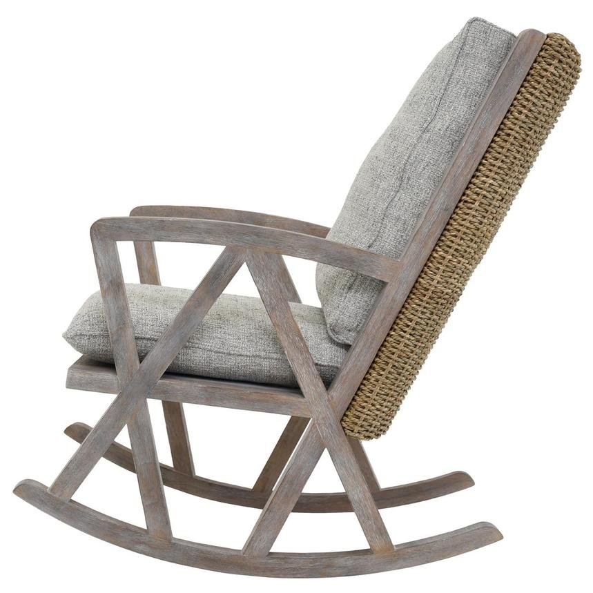 Inland Mist Rocking Chair  alternate image, 4 of 8 images.