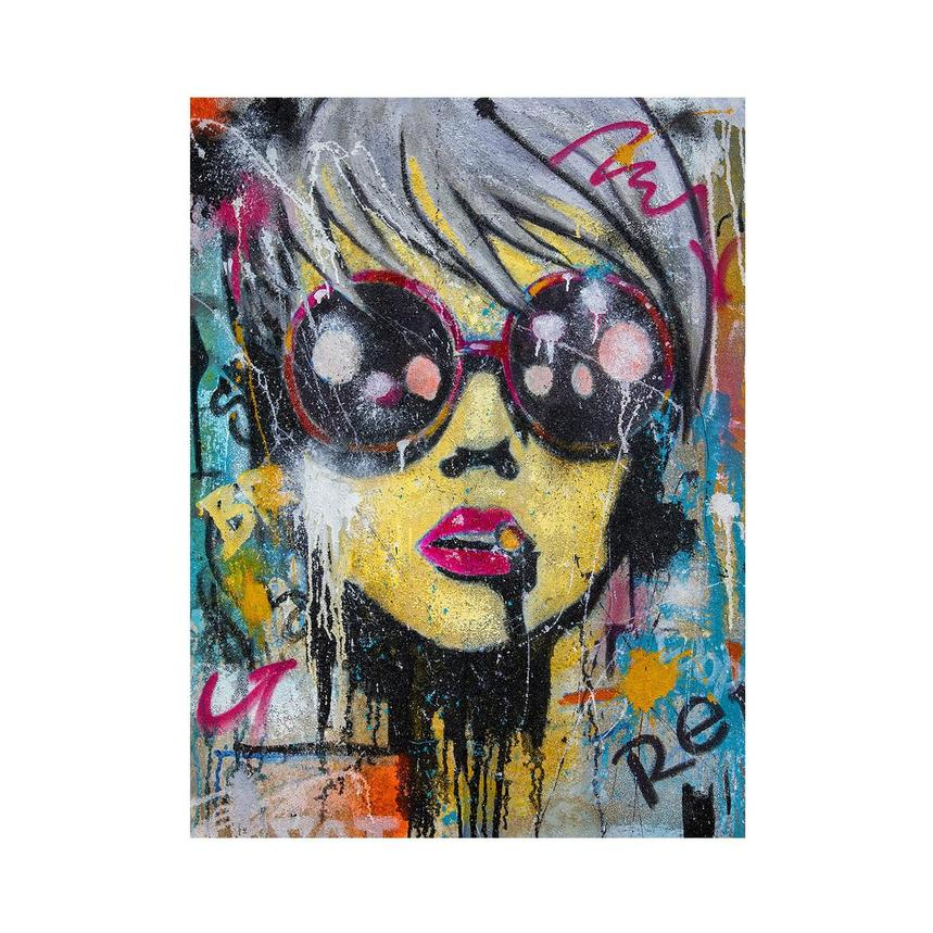 Twiggy Canvas Wall Art  main image, 1 of 2 images.