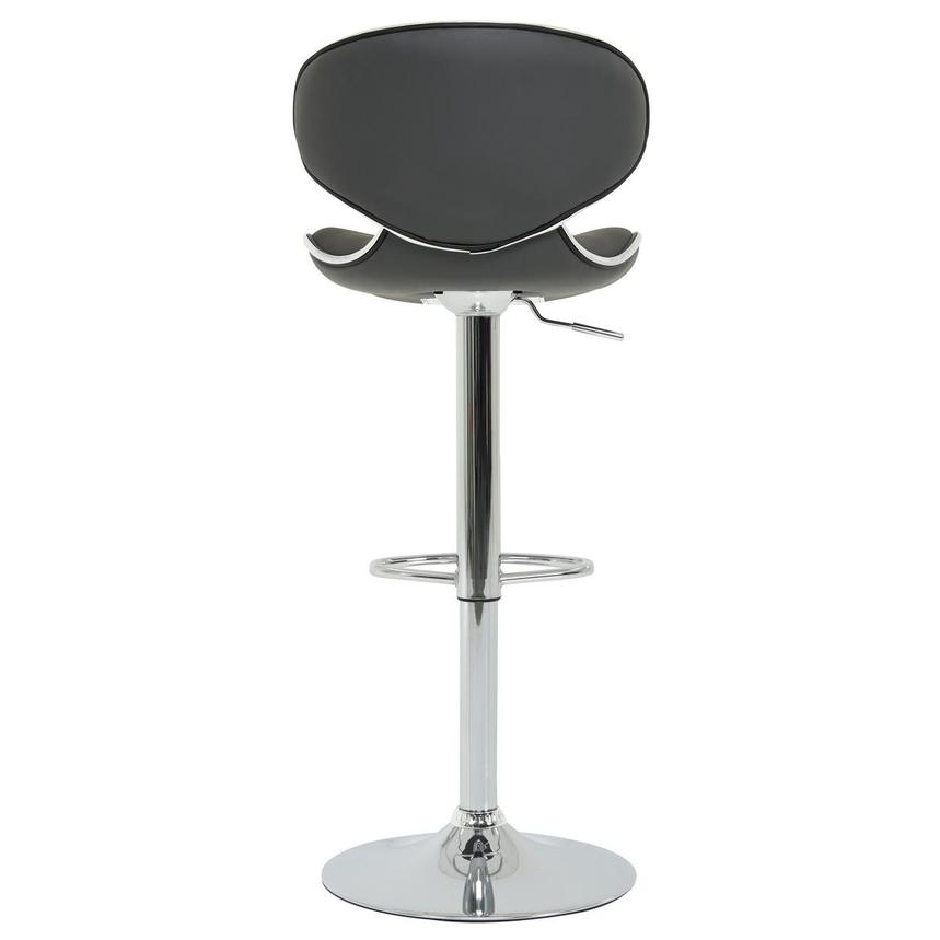 Clipper Gray Adjustable Stool  alternate image, 5 of 8 images.