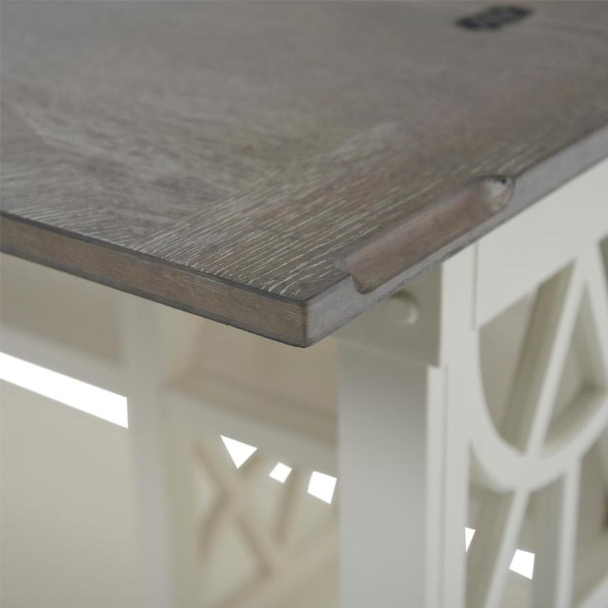 Summer Creek Console Table w/Casters  alternate image, 10 of 11 images.