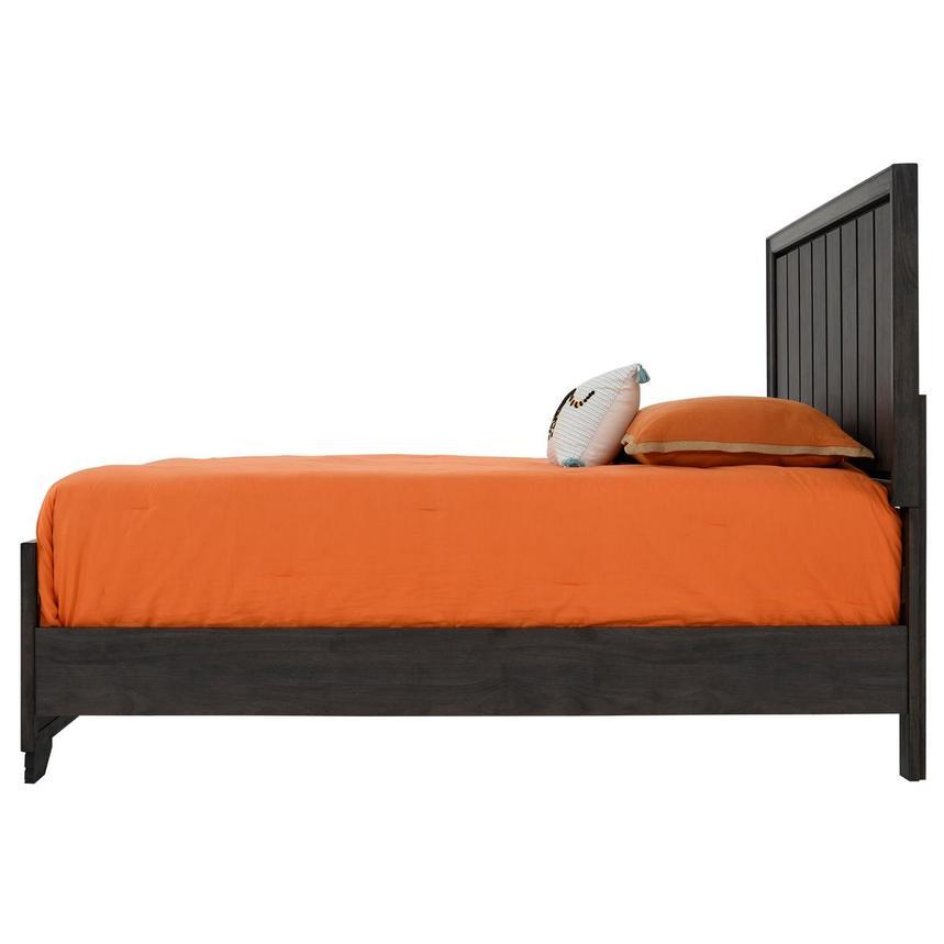 Granite Falls Full Panel Bed El Dorado Furniture