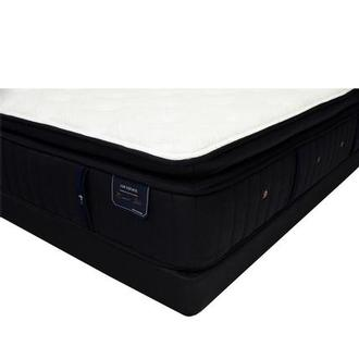 Cassatt-EPT King Mattress w/Regular Foundation by Stearns & Foster