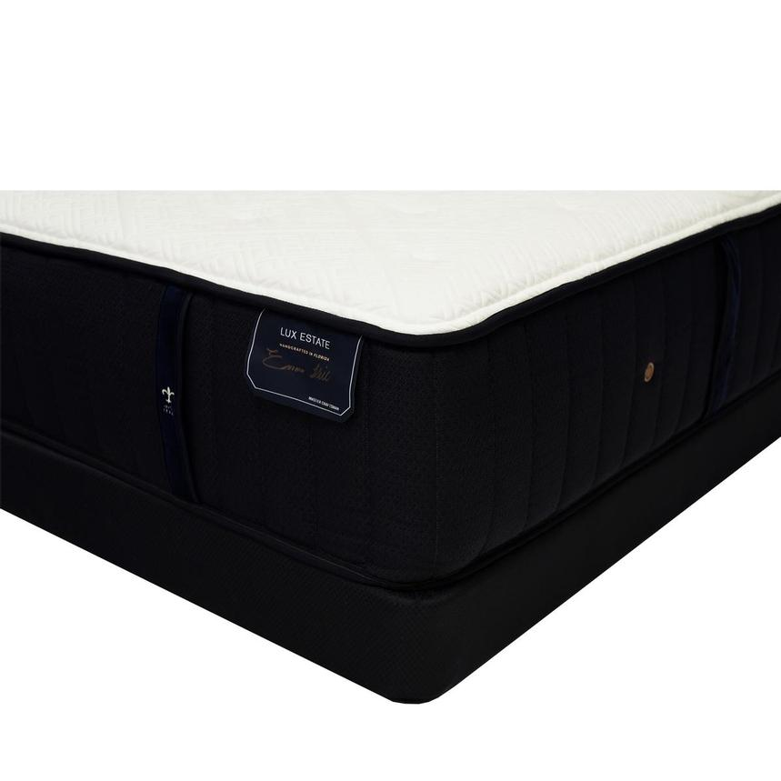 Cassatt-TT King Mattress w/Regular Foundation by Stearns & Foster  main image, 1 of 6 images.