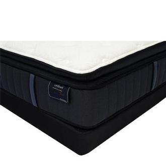 RockWell-EPT King Mattress w/Regular Foundation by Stearns & Foster