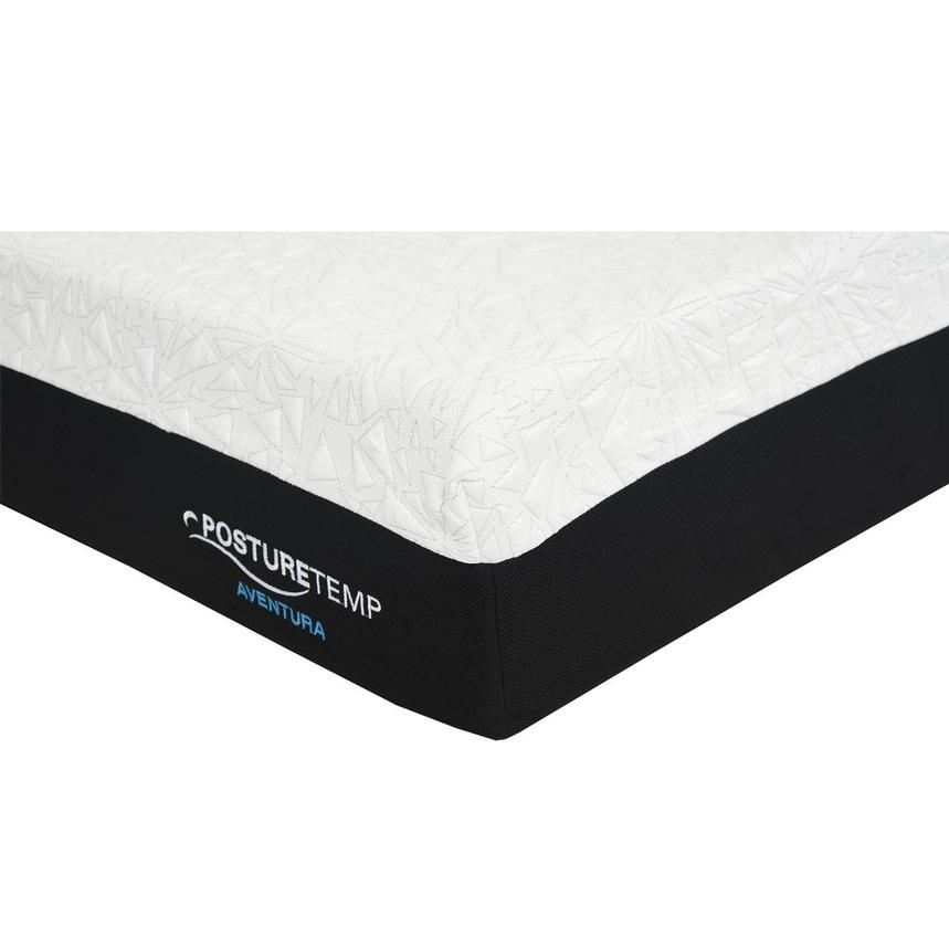 Aventura Queen Memory Foam Mattress by Classic Brands  main image, 1 of 4 images.
