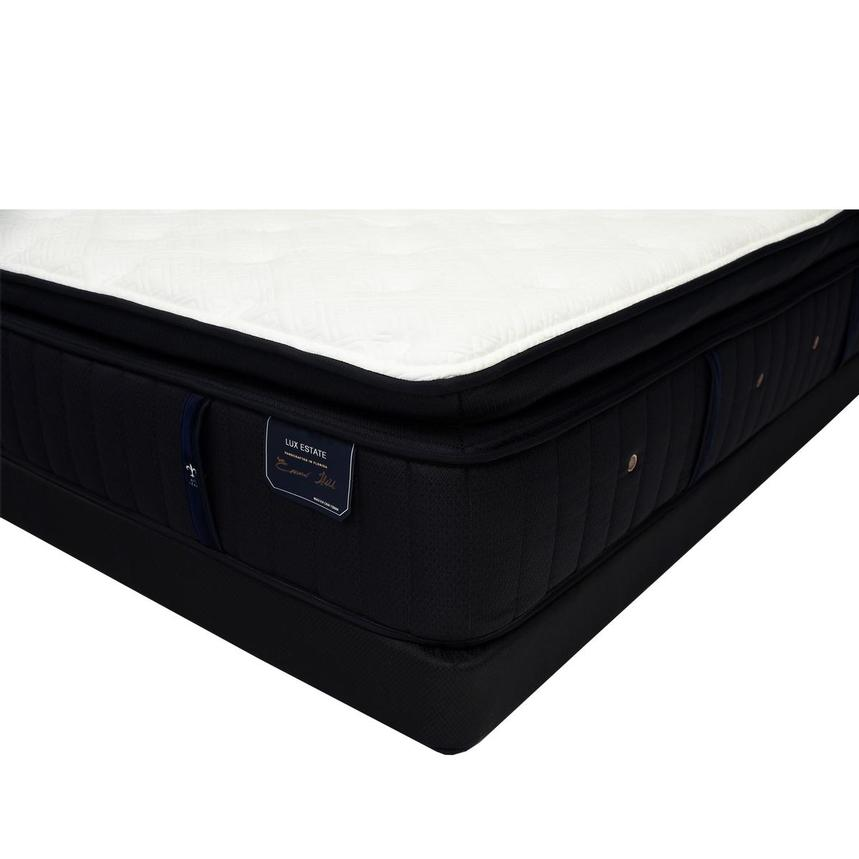 Cassatt-EPT Queen Mattress w/Low Foundation by Stearns & Foster  main image, 1 of 6 images.