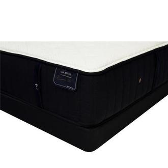 Cassatt-TT Queen Mattress w/Low Foundation by Stearns & Foster