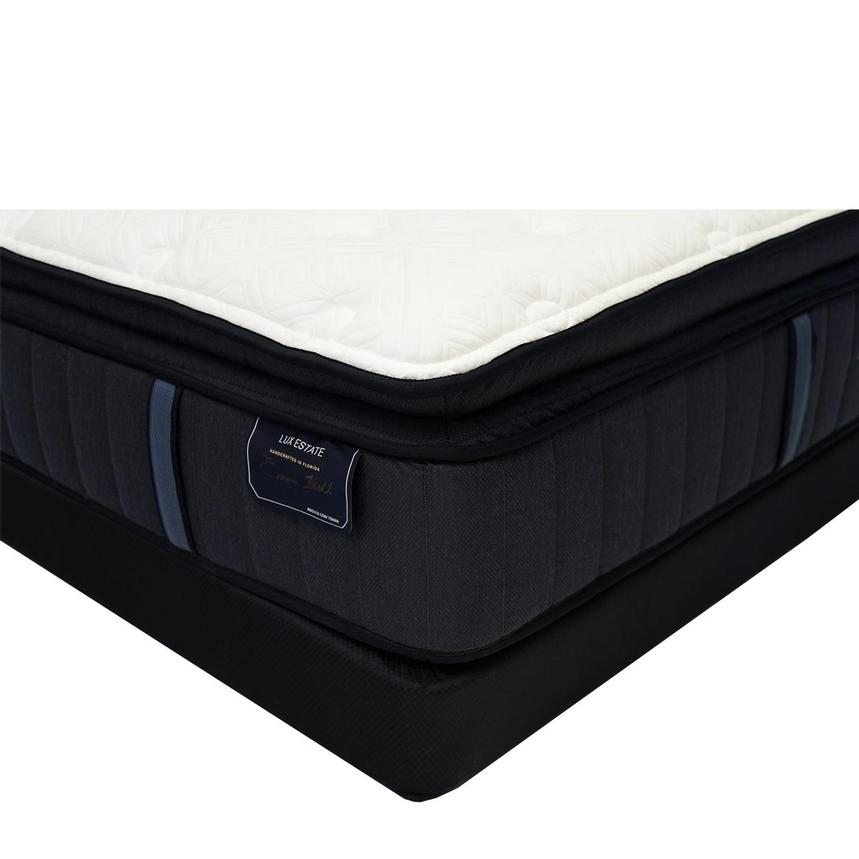 RockWell-EPT Queen Mattress w/Low Foundation by Stearns & Foster  main image, 1 of 5 images.