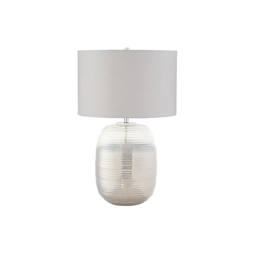 Smoke Table Lamp