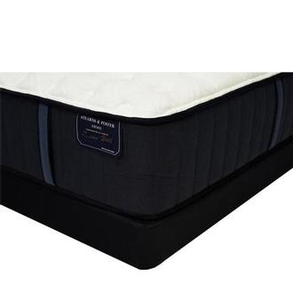 Hurston-TT Twin XL Mattress w/Low Foundation by Stearns & Foster