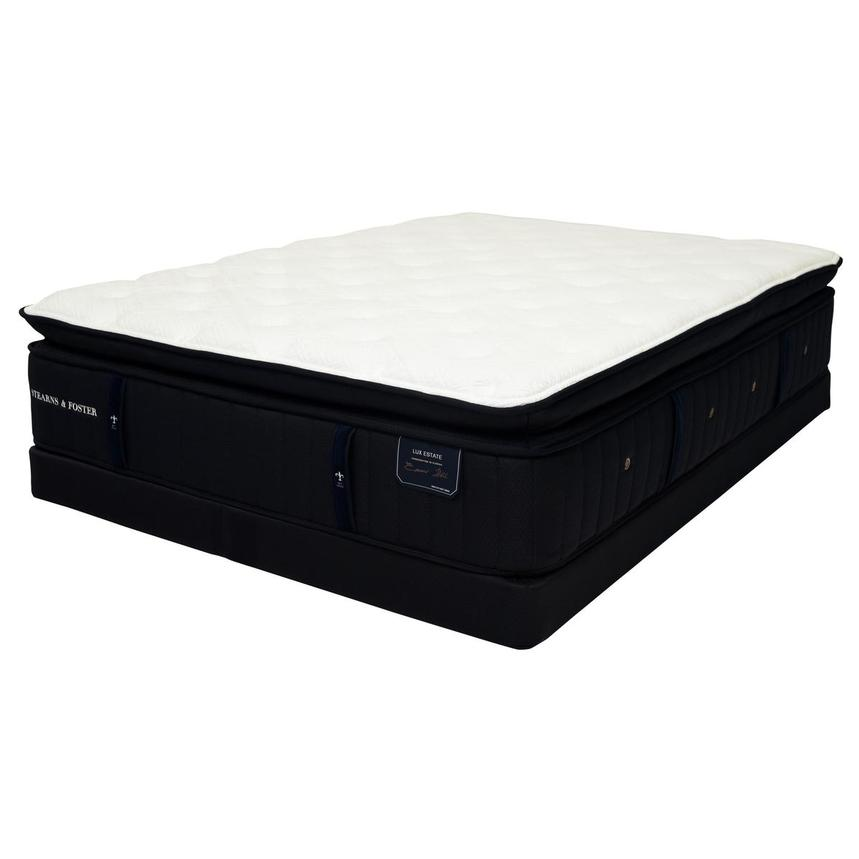 Cassatt-EPT Twin XL Mattress w/Low Foundation by Stearns & Foster  alternate image, 3 of 6 images.