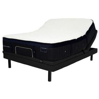 Pollock-TT Twin XL Mattress w/Ergo® Extend Powered Base by Tempur-Pedic