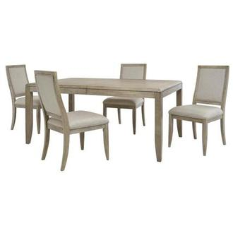 Juliana 5-Piece Formal Dining Set