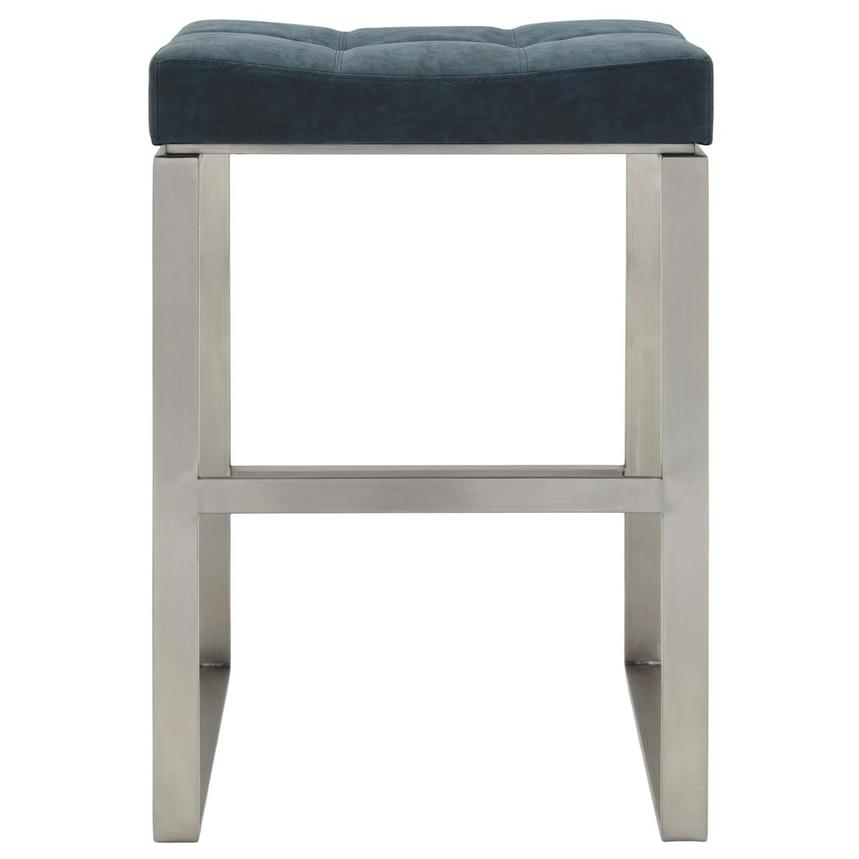 Sabriel Blue Counter Stool  alternate image, 4 of 6 images.