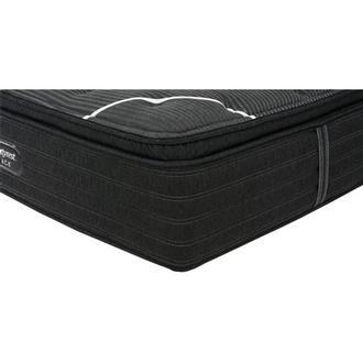 BRB-C-Class PT Full Mattress by Simmons Beautyrest Black