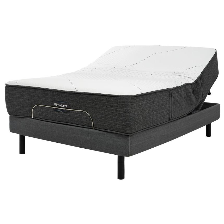 BRX 1000-Firm Full Mattress w/Motion Perfect® IV Powered Base by Serta®  main image, 1 of 6 images.