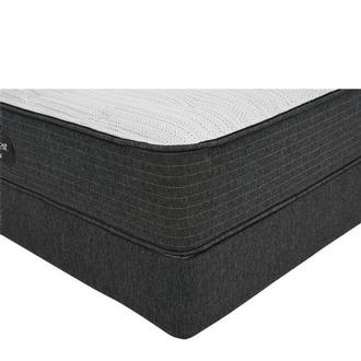 BRBS900-TT-MF Full Mattress w/Regular Foundation by Simmons Beautyrest Silver