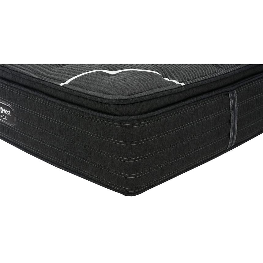BRB-C-Class PT King Mattress by Simmons Beautyrest Black  main image, 1 of 6 images.