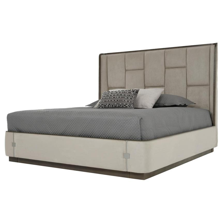 Roxbury Park King Platform Bed  main image, 1 of 6 images.