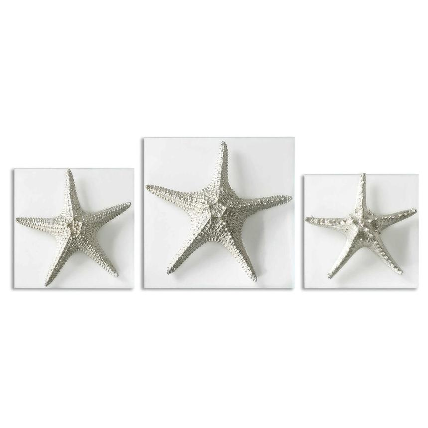 Sea Stars Wall Decor  main image, 1 of 2 images.