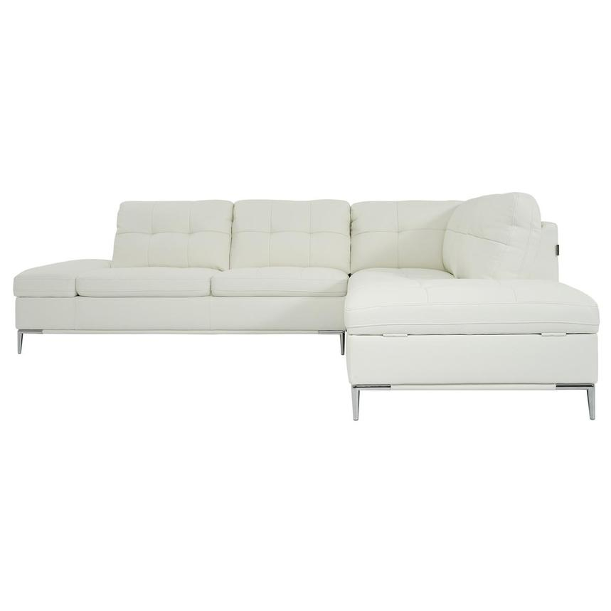 Shelby Corner Sofa w/Right Chaise  alternate image, 3 of 11 images.