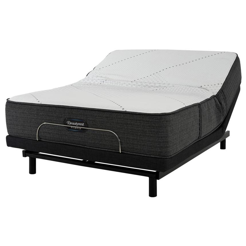BRX 1000-IP-MS Twin XL Mattress w/Essentials IV Powered Base by Serta  main image, 1 of 5 images.