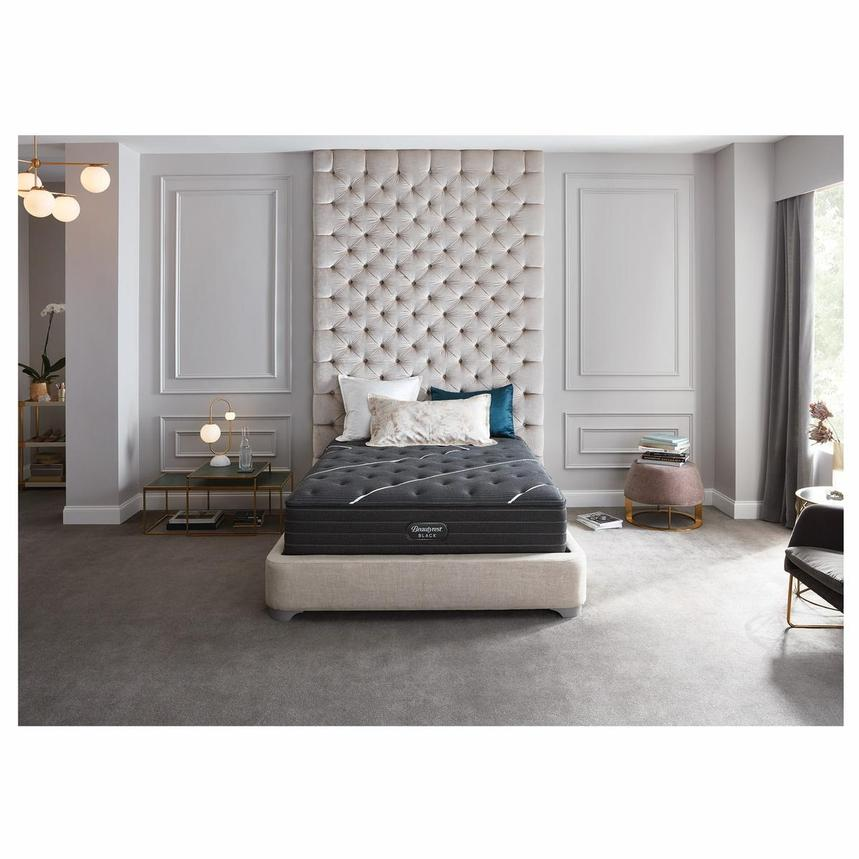 BRB-C-Class MS Twin XL Mattress by Simmons Beautyrest Black  alternate image, 2 of 6 images.