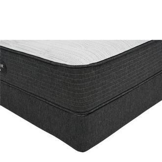 BRBS900-TT-Firm Twin XL Mattress w/Low Foundation by Simmons Beautyrest Silver