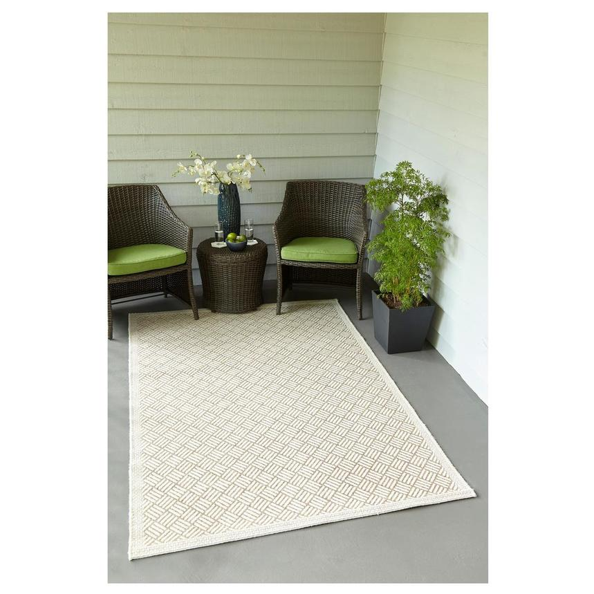 Grant 8' x 10' Indoor/Outdoor Area Rug  alternate image, 2 of 5 images.